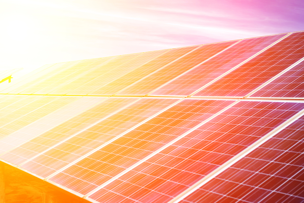 renovations: solar energy