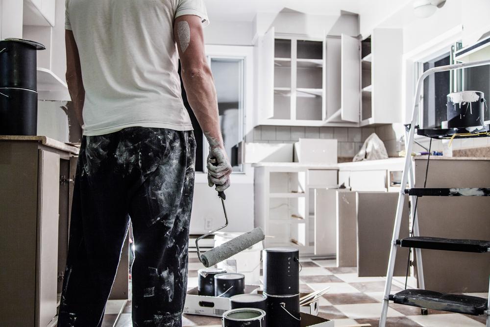 renovations: kitchen