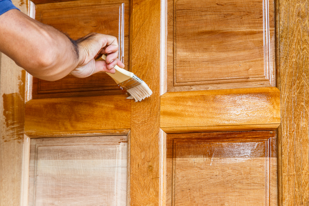 renovations: repainting exteriors