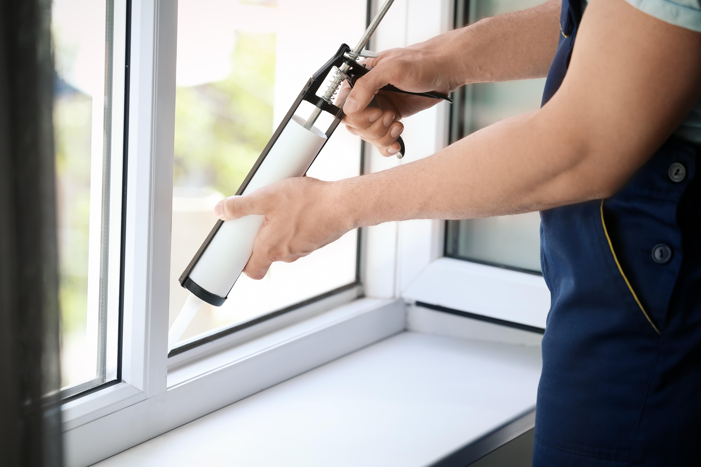 sealing a window