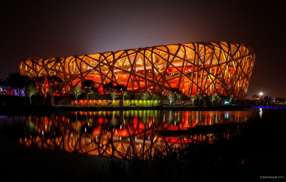 The Bird's Nest, Beijing