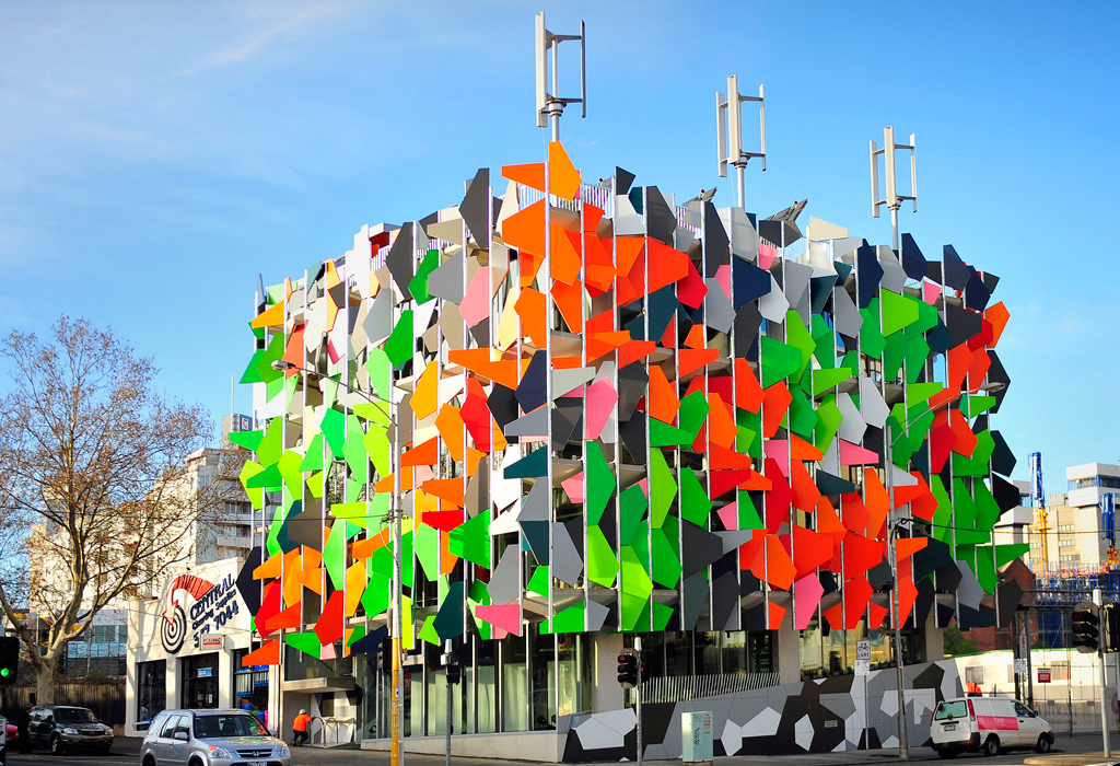 The Pixel Building, Australia