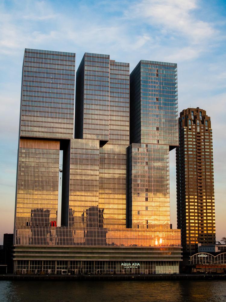 De Rotterdam Tower, Netherlands