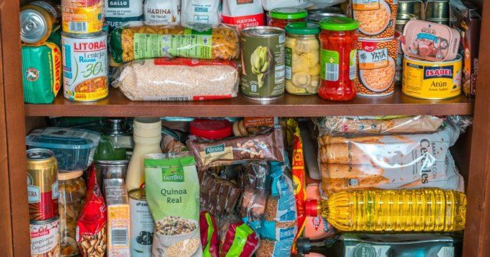 stop hoarding food