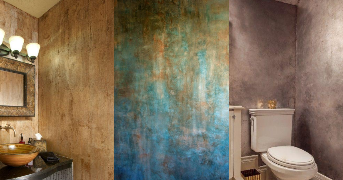 How To Sponge Paint A Wall And Create A Faux Finish House Mt